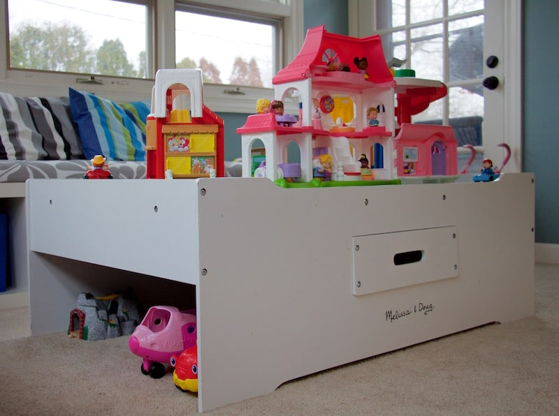 Toy Table Play Room