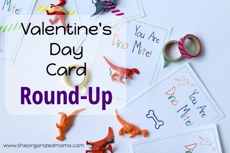 Round-Up Of My Favorite Free Valentine's Printables