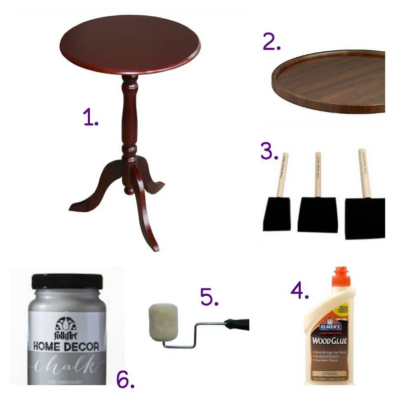 Get The Look End Table