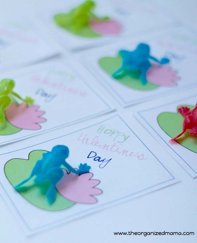 Hoppy Valentine's Day Cards