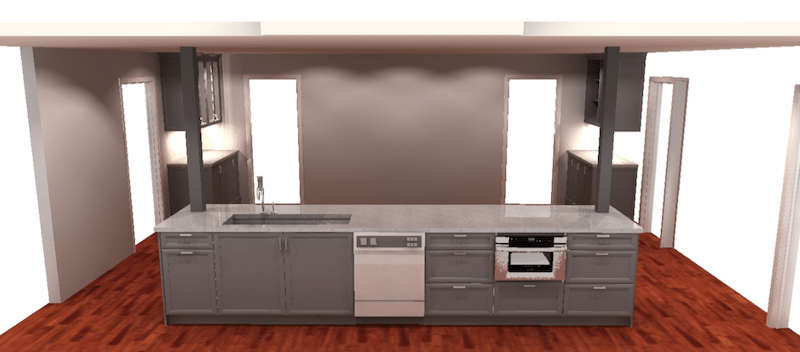 Kitchen Design Island