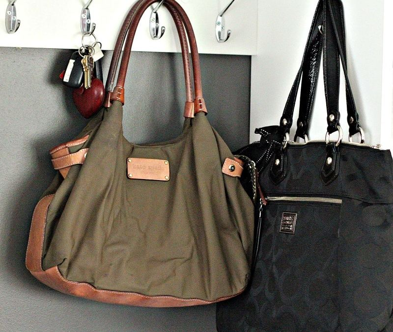 How To Organize Your Bags And Accessories
