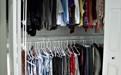 Can You Really Organize A Closet Without Buying Anything?