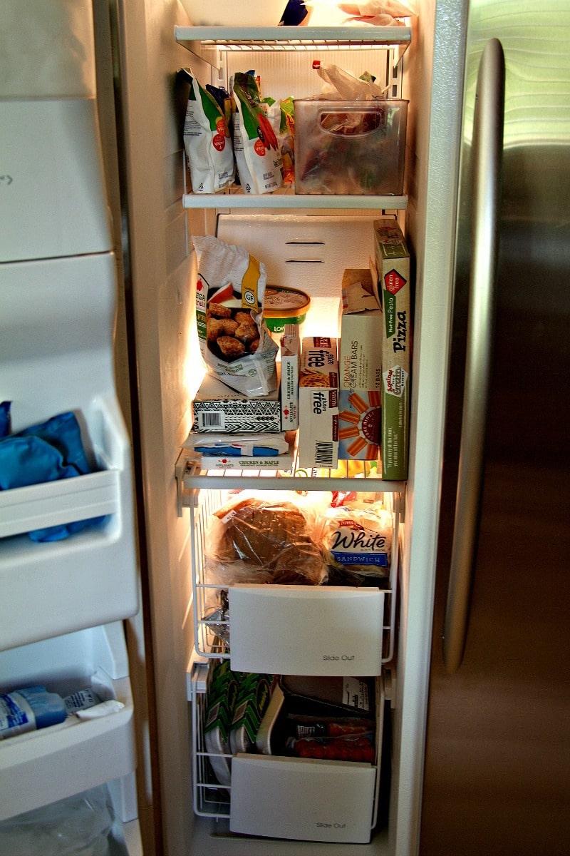 Freezer After