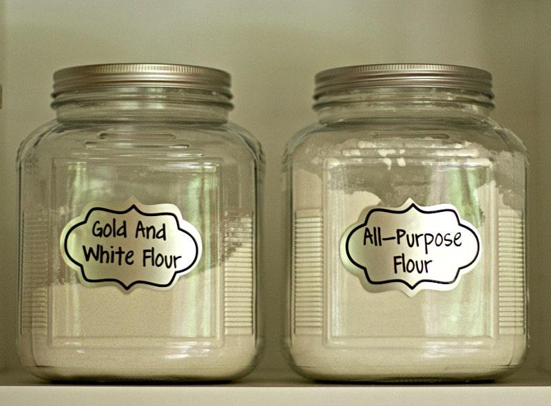 5 Ways To Organize A Pantry