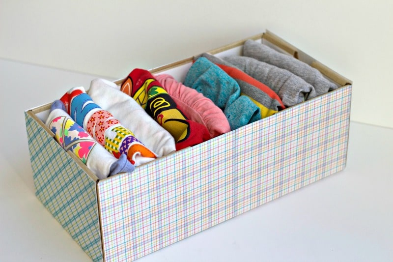 Getting Kids' Clothes Ready For Back To School