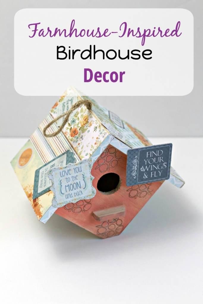 farmhouse-inspired-birdhouse-decor