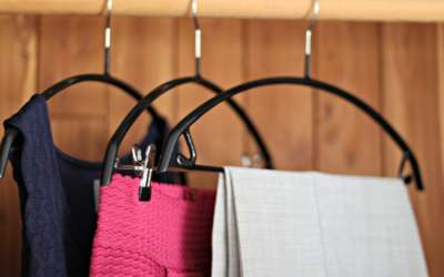 Getting Your Closets Organized With Little Miss Organizer Hangers