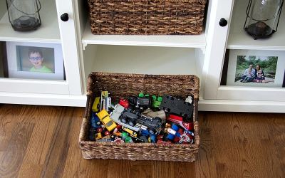 How To Organize Kids Toys Like A Professional