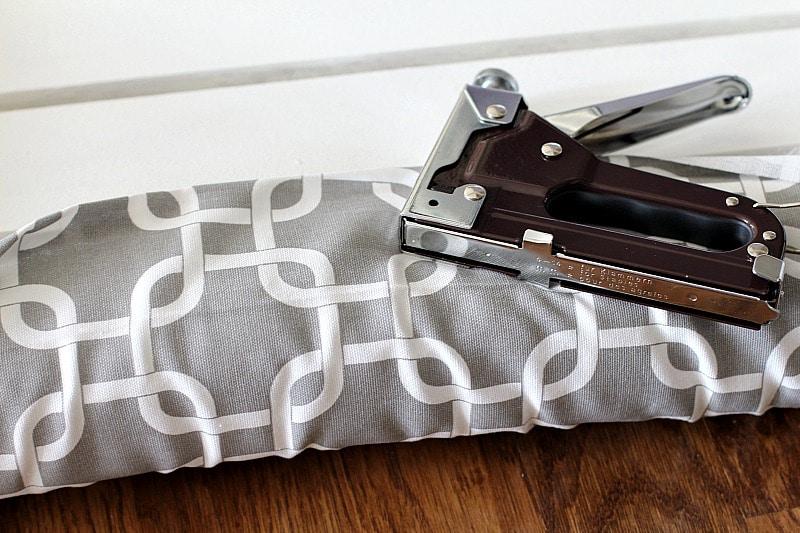 DIY Upholster Bench