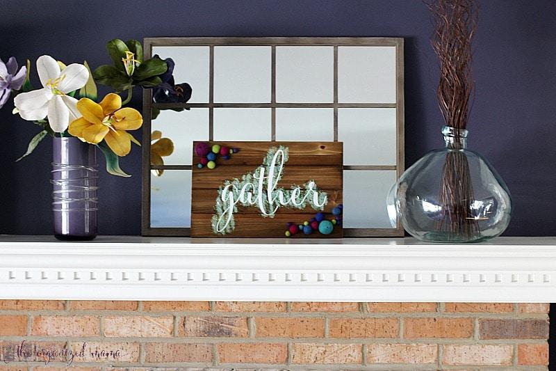Organizing A Handmade Home :: 03