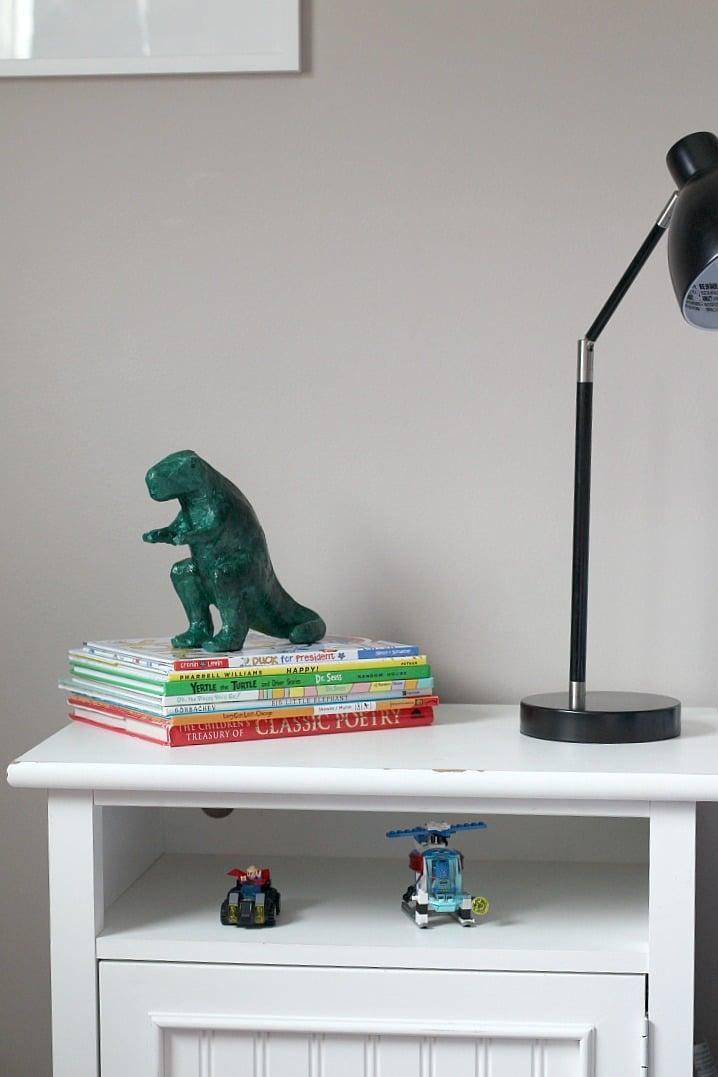 DIY Dinosaur Craft