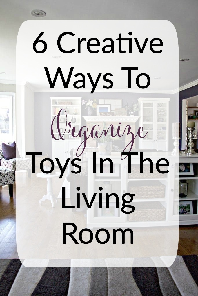 organize toys living room