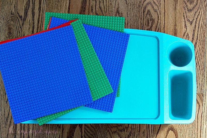 DIY Lego-Compatible Table Materials