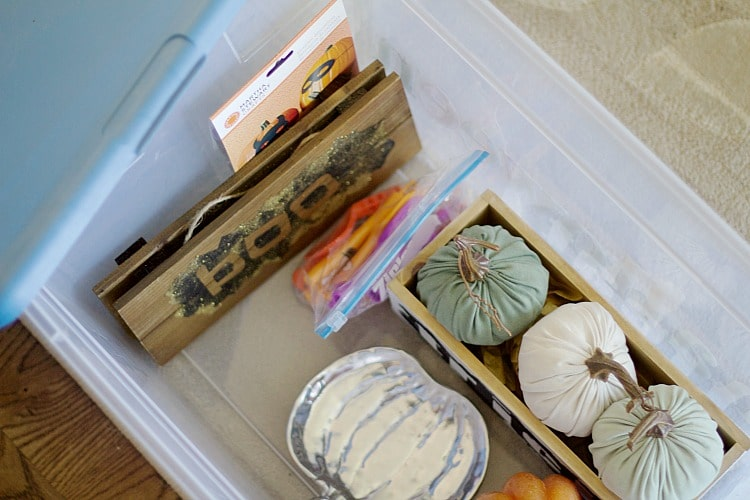 Creating And Storing Holiday Decorations