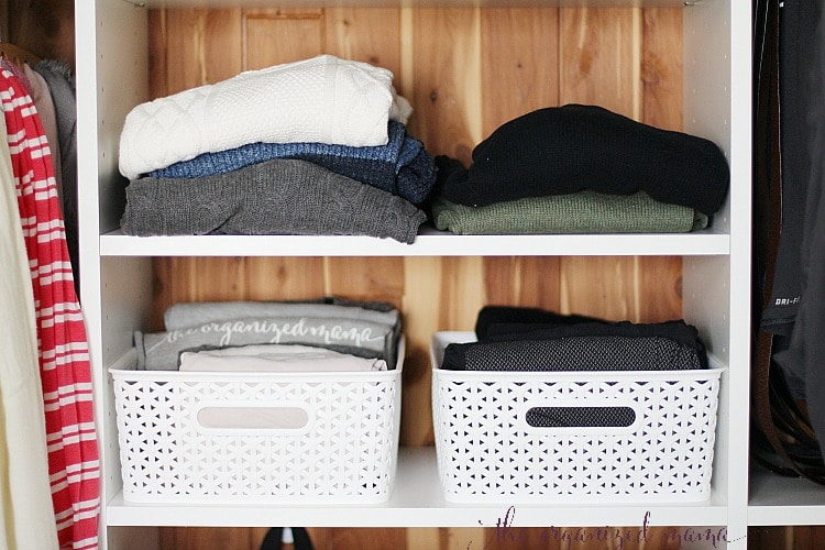 The Best Ways To DIY Closet Organizer
