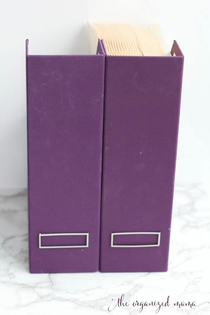 magazine holders paper clutter
