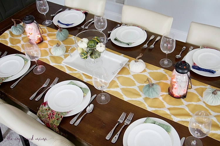 How To Create Harvest Home Decor On A Budget