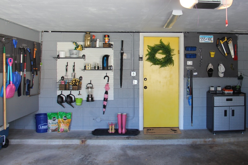 full garage garden tool storage lowes