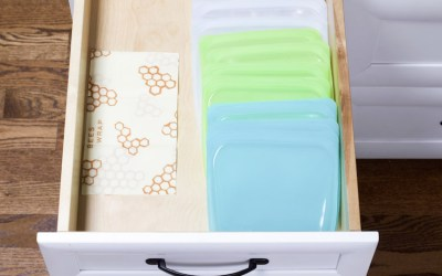 The Best Alternative To Ziploc Bags And How To Store Them