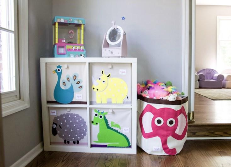 Playroom Ideas Organization