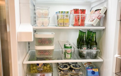 Fridge Organization Ideas Anyone Can Use