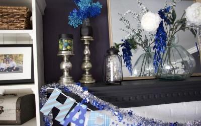 8 Easy Ways To Enhance Your Hanukkah Decor
