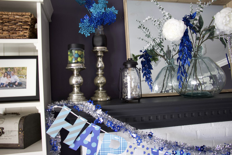 8 Easy Ways To Enhance Your Hanukkah Decor