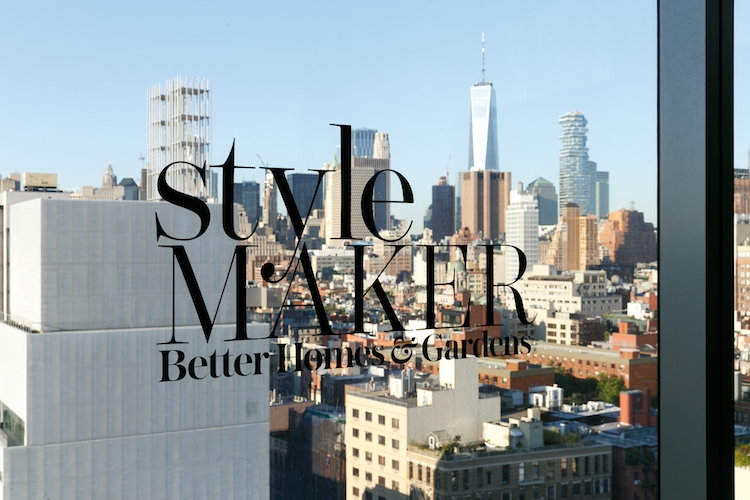 My Five Take-Aways From The Better Homes and Gardens Stylemaker Event