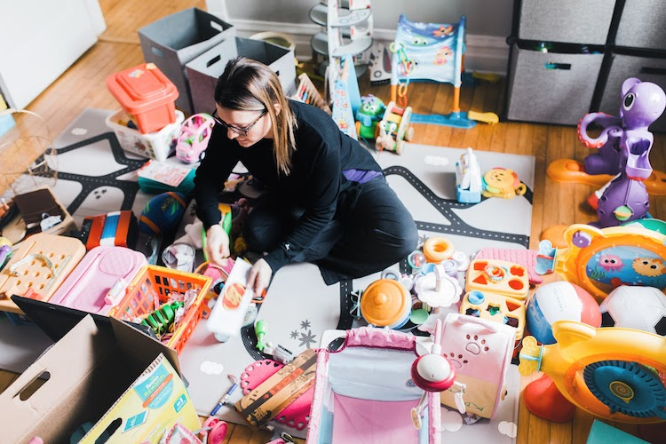 How Much Is Too Much When It Comes To Toys?