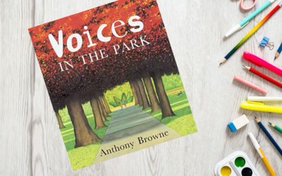 Critical Literacy- Voices in the Park