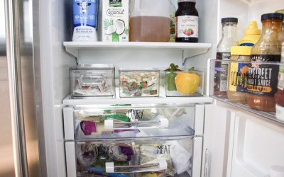 Best Way To Organize A Side By Side Refrigerator Like A Professional