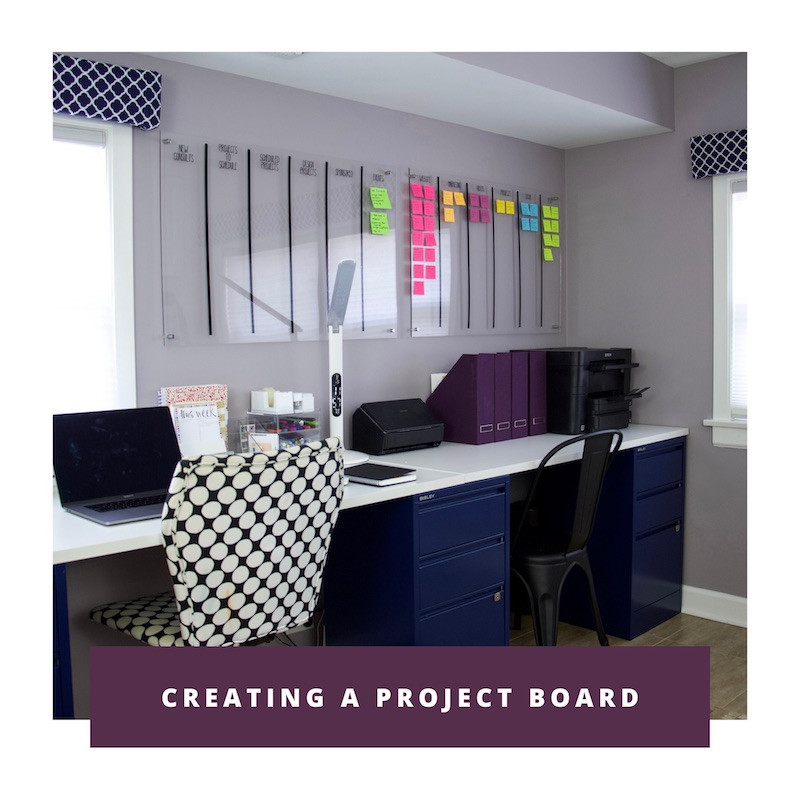 project planner link to video