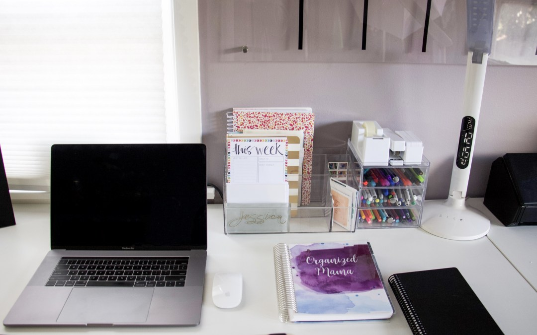 How To Create An Office In Small Space