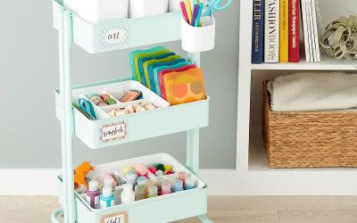 How To Create A Craft Cart