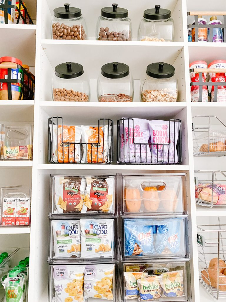 pantry from Brittani at A Pinch Of Help