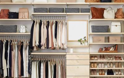 Dream Closet On A Budget