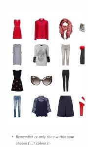 spring summer capsule wardrobe