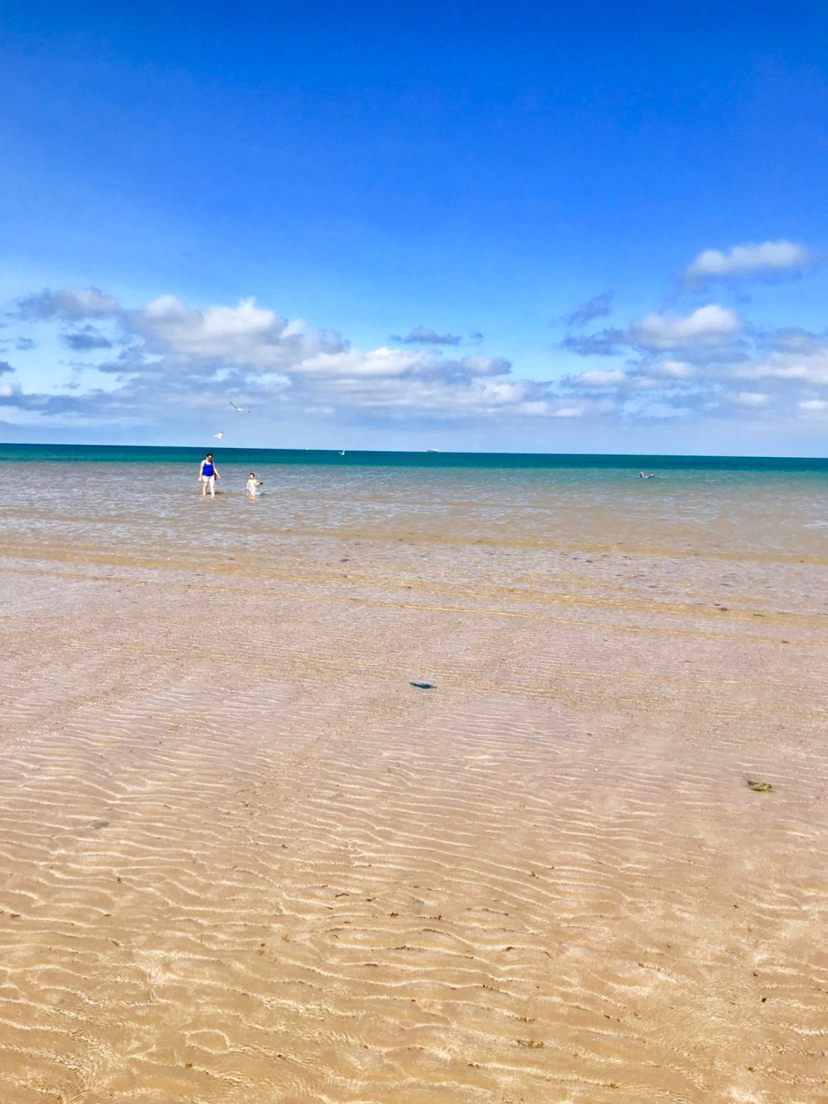 The best beaches in Anglesey Benllech beach