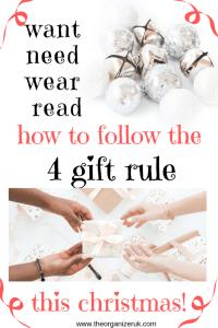 4 present rule , want need wear read