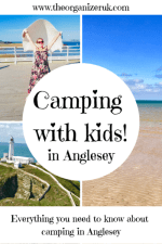 camping in Anglesey