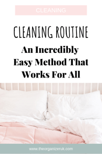 a housework routine that actually works!