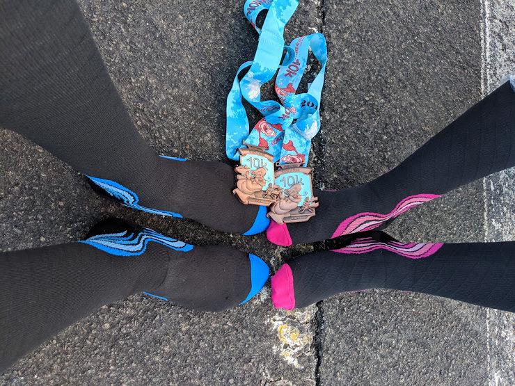7da58b4418 Why Compression Socks are Necessary for Runners - The Orlando Duo