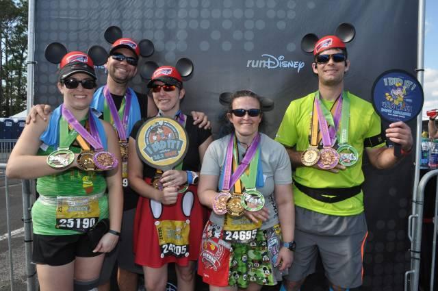 Marathon-group