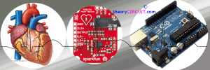 Heart Rate Monitor AD8232 Interface Arduino