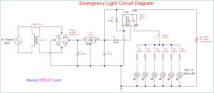 Emergency Light Circuit