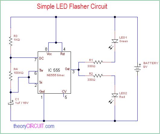 diagram hazard flasher circuit diagram full version hd