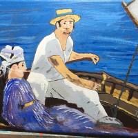 Boating (based on a Manet)