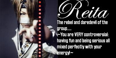 What GazettE Member Are You?