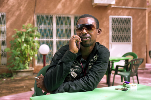 DJ Paco, Mauretania